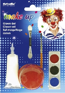 SET MAQUILLAJE CLOWN