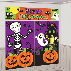 ROOM DECO KIT Decoración Pared HALLOWEEN FF