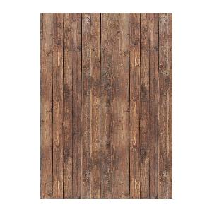 Decorado de pared Western Wood Effect Room Rolls 12.19m x 1.21m