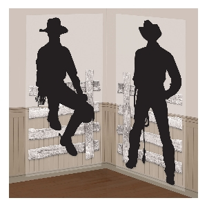Decorado de pared Western Cowboy Add-ons