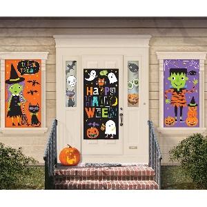 Halloween Friends Mega Value Decoration Kits