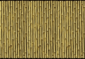 DECOR. PARED ROLL: BAMBOO
