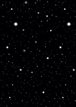 Decorado de pared Hollywood Starry Night Room Scene Setters - 4 Rolls