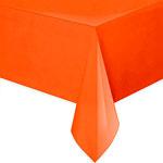 Mantel de plástico naranja-1,4m x 2,8m