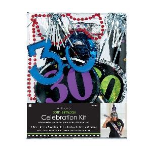 30th Birthday Party Kits