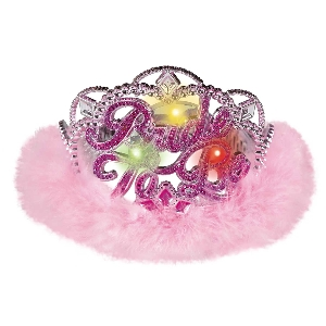 Tiara Hen Party Bride to be Light up Tiara
