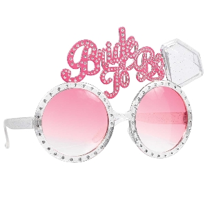 Gafas Hen Party Bride to be Funshades