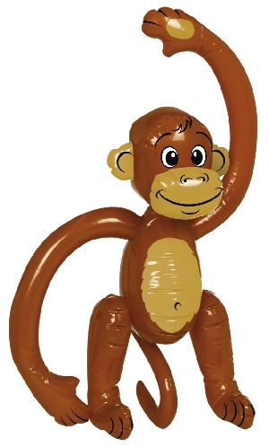 Inflable:MONKEY