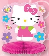 Centro de mesa Hello Kitty (OFERTA)