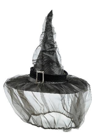 Witch Gorro with veil