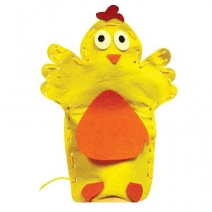 Easter Hand Puppet Kit