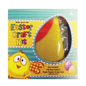 Easter Asstd Craft Making Kit