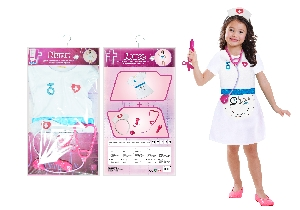 Kids Role Play Set Nurse 3 - 6Years