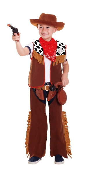 Kids Role Play Set Cowboy 3 - 6 Years