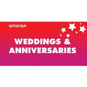 Terjetas Weddings & Anniversaries Point of Sale 2ft/61cm x 1ft/30cm