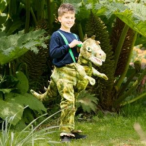 Ride in Dinosaur 6-8 años
