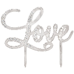 Decoracion Love Cake Topper