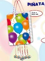 Piñata Globos