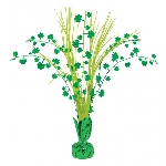 CENTRO DE MESA SPRAY SHAMROCK