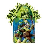 Peso caja TeenEdad Mutant Ninja Turtles 156g