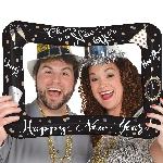 FORMA MARCO AUTO - INFLABLE HAPPY NEW YEAR (EMPAQUETADOS)