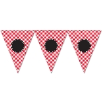 Banderin Picnic Party Personalised Banner Kit