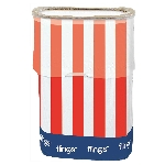 Acc Decoracion Patriotic Fling Bins