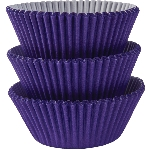 Molde Cup CakeNew Purple Cupcake Cases 50mm