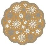Blonda Snowflake 30cm