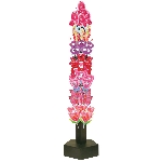 Acc expositor Air-Filled Corrugated Tower Display - 24''/61cm w/d x 60''/152cm h -