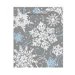 Bolsa Whimsical Snowflake Small