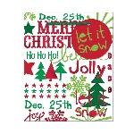 Bolsa Christmas Sayings Small