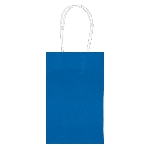 Bolsa Bright Royal Blue Paper
