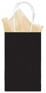 Bolsa Black Small Paper
