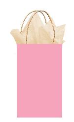 Bolsa papel New Pink Gift 21cm x 13cm x 9cm