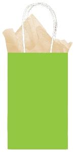 Bolsa Kiwi Green Small Paper