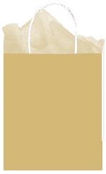 Bolsa GoldMedium Paper