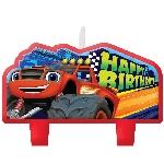 Vela Blaze Happy Birthday