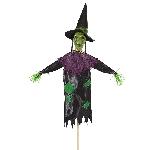 Estaca Scary Witch Medium
