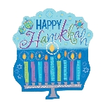 HANUKKAH Recortable ICON