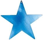 Recortable 23cm foil:Azul