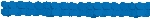 Guirnalda Bright Royal Blue Paper Garlands 3.65m