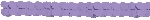 Guirnalda Purple Paper Garlands 3.65m