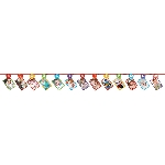 Guirnalda Rainbow 1st Birthday Photo Garlands 3.65m