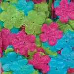CNF FABRIC FLWR HIBISCUS