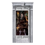 DOOR DECO HAUNTED MANSION