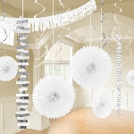 Decoracion Colgante White Room Decoration Kit