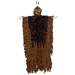 Medium Hanging Scary Pumpkin 1.21M X 76Cm