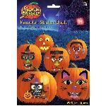 Juguete Libro De Pegatinas Halloween