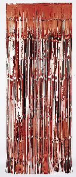 Cortina Puerta met:red  **Stock